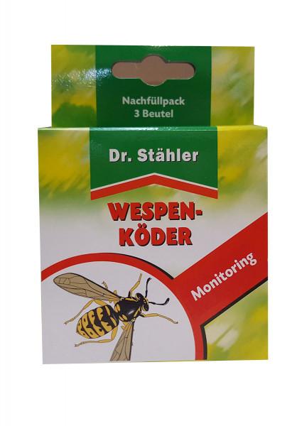 Dr. Stähler Wespen Köderfalle Nachfüllbeutel