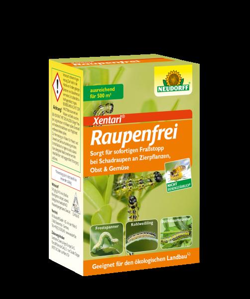 Neudorff Raupenfrei Xentari
